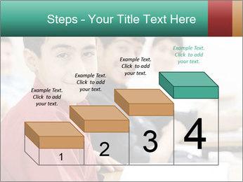 Happy children PowerPoint Templates - Slide 64