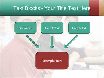 Happy children PowerPoint Templates - Slide 70