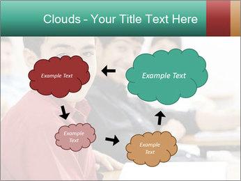 Happy children PowerPoint Templates - Slide 72