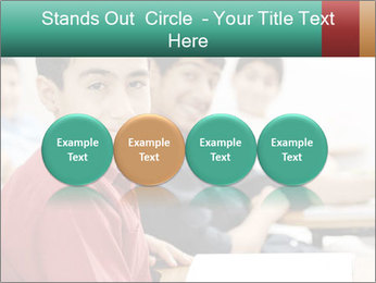 Happy children PowerPoint Templates - Slide 76