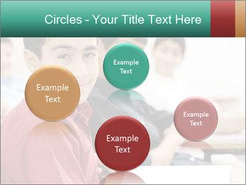 Happy children PowerPoint Templates - Slide 77