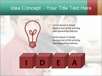 Happy children PowerPoint Templates - Slide 80