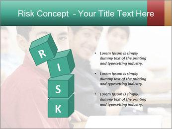 Happy children PowerPoint Templates - Slide 81