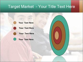 Happy children PowerPoint Templates - Slide 84