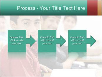 Happy children PowerPoint Templates - Slide 88