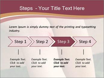 Scraped knee PowerPoint Template - Slide 4
