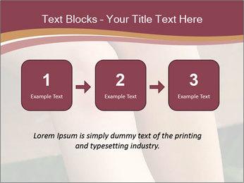 Scraped knee PowerPoint Template - Slide 71