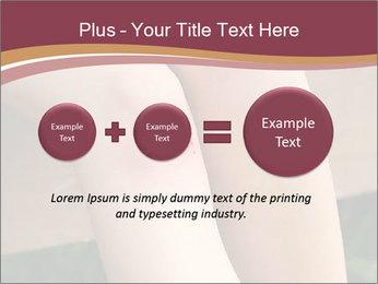 Scraped knee PowerPoint Template - Slide 75