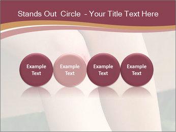 Scraped knee PowerPoint Template - Slide 76