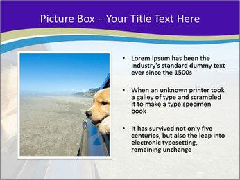 Golden Retriever PowerPoint Template - Slide 13