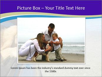 Golden Retriever PowerPoint Template - Slide 15