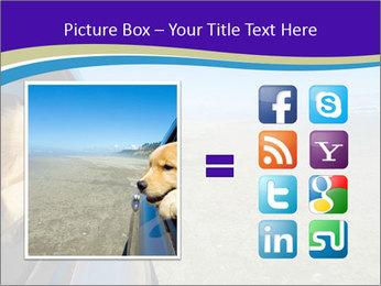 Golden Retriever PowerPoint Templates - Slide 21