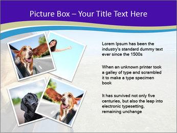 Golden Retriever PowerPoint Template - Slide 23