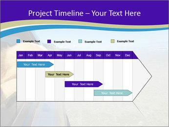 Golden Retriever PowerPoint Templates - Slide 25