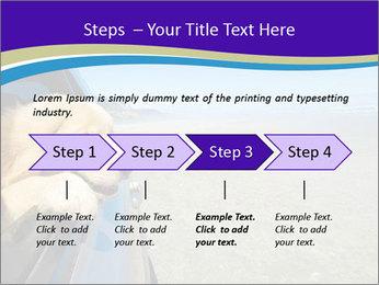 Golden Retriever PowerPoint Template - Slide 4