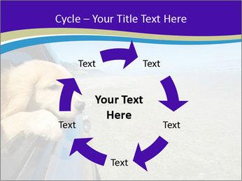 Golden Retriever PowerPoint Templates - Slide 62