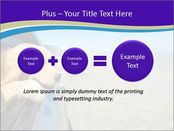 Golden Retriever PowerPoint Template - Slide 75