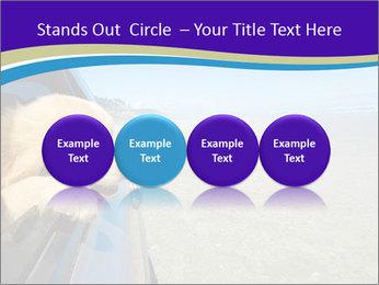 Golden Retriever PowerPoint Templates - Slide 76