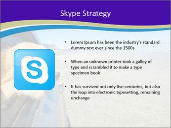 Golden Retriever PowerPoint Templates - Slide 8