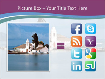 Vlacherna monastery PowerPoint Template - Slide 21