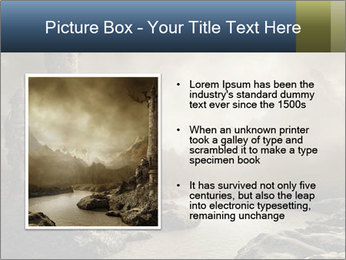Fantasy landscape PowerPoint Templates - Slide 13