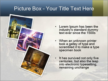 Fantasy landscape PowerPoint Templates - Slide 17
