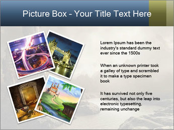 Fantasy landscape PowerPoint Templates - Slide 23