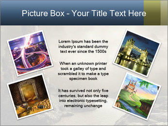 Fantasy landscape PowerPoint Templates - Slide 24