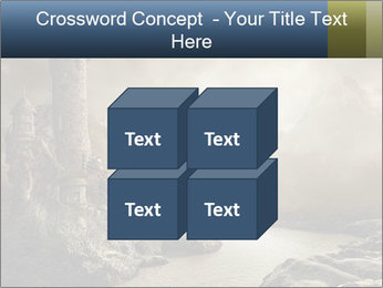 Fantasy landscape PowerPoint Templates - Slide 39