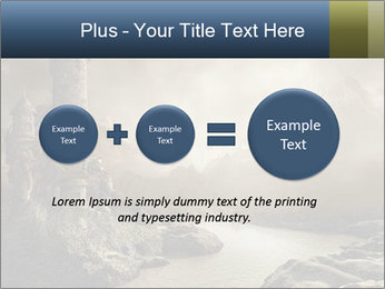 Fantasy landscape PowerPoint Templates - Slide 75