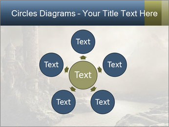 Fantasy landscape PowerPoint Templates - Slide 78