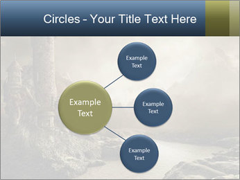 Fantasy landscape PowerPoint Templates - Slide 79