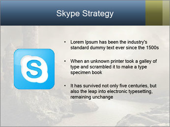 Fantasy landscape PowerPoint Templates - Slide 8