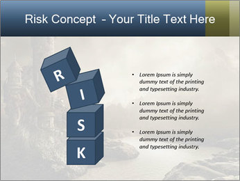 Fantasy landscape PowerPoint Templates - Slide 81