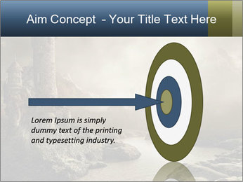 Fantasy landscape PowerPoint Templates - Slide 83