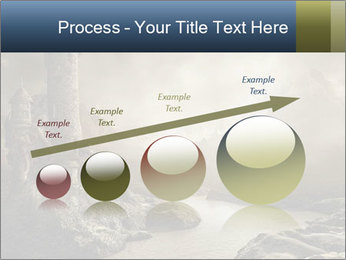 Fantasy landscape PowerPoint Templates - Slide 87