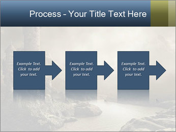 Fantasy landscape PowerPoint Templates - Slide 88