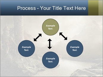 Fantasy landscape PowerPoint Templates - Slide 91