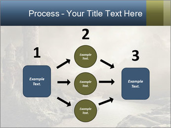 Fantasy landscape PowerPoint Templates - Slide 92