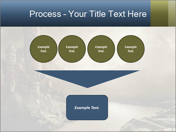 Fantasy landscape PowerPoint Templates - Slide 93