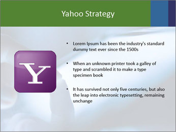 Finger touching screen PowerPoint Template - Slide 11