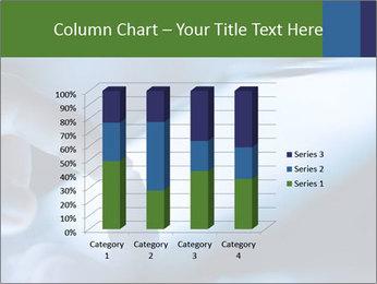Finger touching screen PowerPoint Template - Slide 50