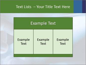 Finger touching screen PowerPoint Template - Slide 59