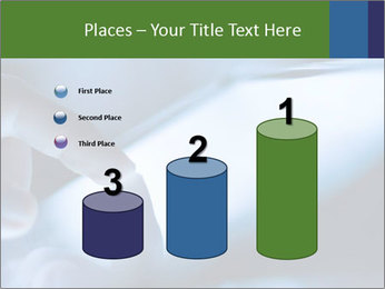 Finger touching screen PowerPoint Template - Slide 65