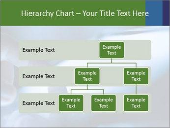 Finger touching screen PowerPoint Template - Slide 67