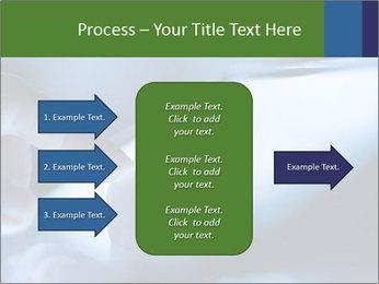 Finger touching screen PowerPoint Template - Slide 85