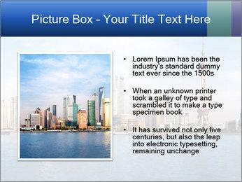 Shanghai Skyline PowerPoint Templates - Slide 13