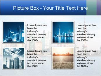 Shanghai Skyline PowerPoint Templates - Slide 14