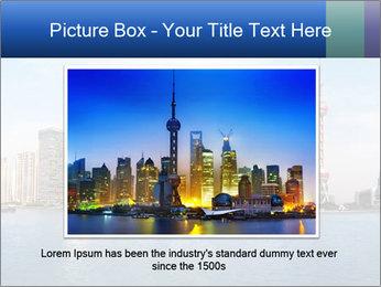 Shanghai Skyline PowerPoint Templates - Slide 15
