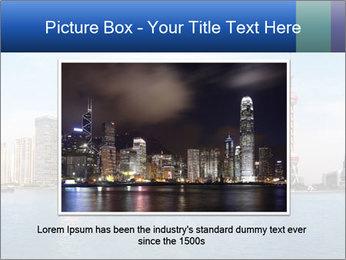 Shanghai Skyline PowerPoint Templates - Slide 16